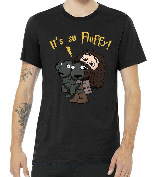 It's So Fluffy Funny Magical Wizard Tshirt