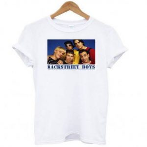 Backstreet Boys Tshirt