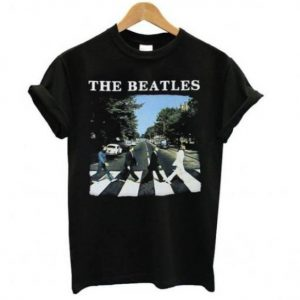 Band Merch The Beatles Tshirt