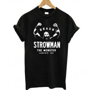 Braun Strowman Tshirt