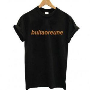 Bultaoreune Tshirt
