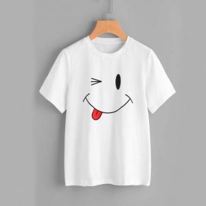 Face Smile Tshirt