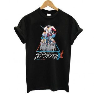 Darling In The Franxx Anime Tshirt