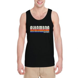 Alhambra-California-Tank-Top-For-Women-And-Men-S-3XL