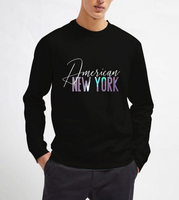 American-New-York-Sweatshirt-Unisex-Adult-Size-S-3XL