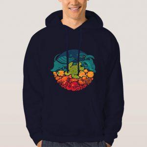 Aquatic-Rainbow-Hoodie-Unisex-Adult-Size-S-3XL