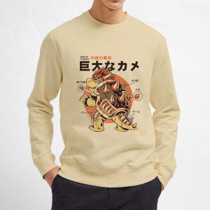 Bowserzilla-Sweatshirt-Unisex-Adult-Size-S-3XL