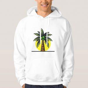 Coconut-Tree-Hoodie-Unisex-Adult-Size-S-3XL