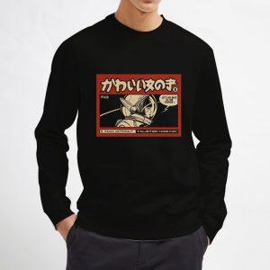 Kawaii-Astronaut-Sweatshirt-Unisex-Adult-Size-S-3XL