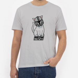 Meow-Is-The-Way-T-Shirt-For-Women-And-Men-S-3XL