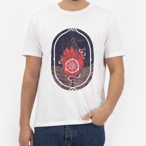 Pulsatilla-Patens-T-Shirt-For-Women-And-Men-S-3XL