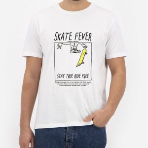 Skate-Faver-T-Shirt-For-Women-And-Men-S-3XL