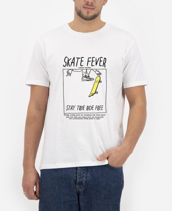 Skate-Faver-T-Shirt-For-Women-And-Men-S-3XL