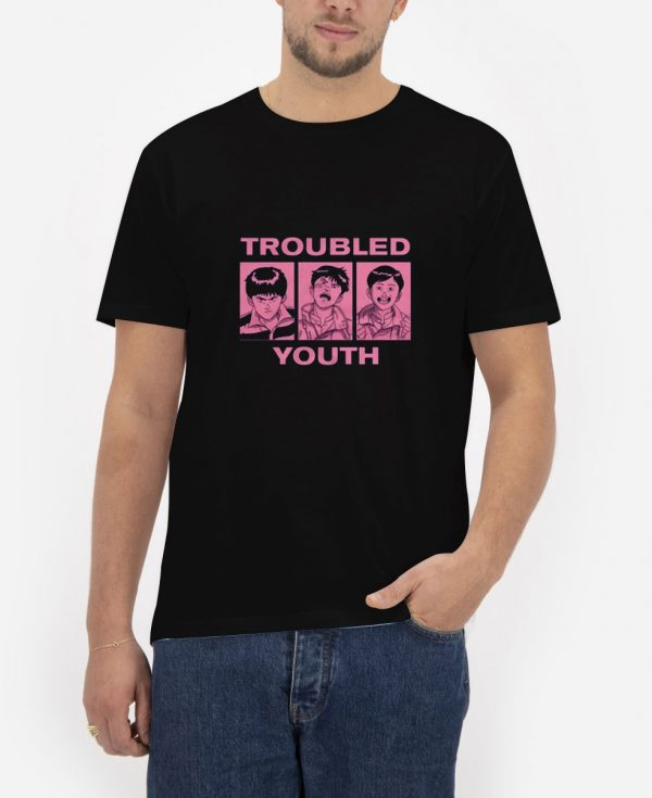 Troubled-Youth-T-Shirt-For-Women-And-Men-S-3XL