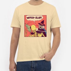 Witch-Slap-T-Shirt-For-Women-And-Men-S-3XL