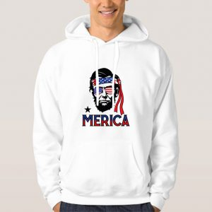 Abraham-Lincoln-Merica-Hoodie