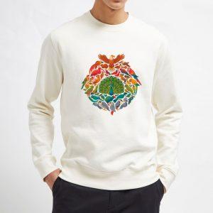 Aerial-Rainbow-Sweatshirt-Unisex-Adult-Size-S-3XL