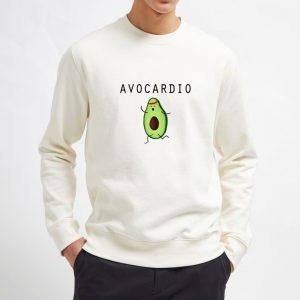 Avocardio-Sweatshirt-Unisex-Adult-Size-S-3XL