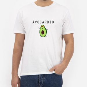 Avocardio-T-Shirt-For-Women-And-Men-S-3XL