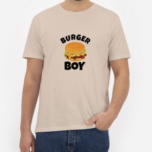 Burger-Boy-T-Shirt-For-Women-And-Men-S-3XL