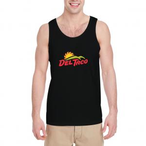 Del-Taco-Tank-Top