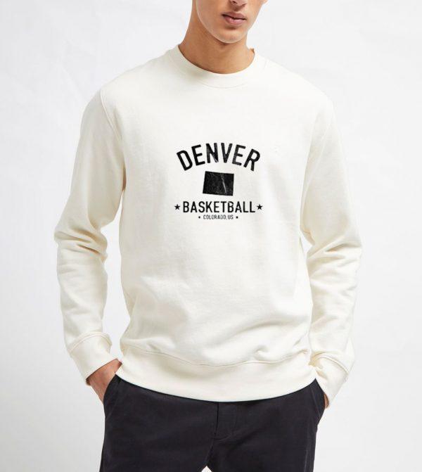 Denver-Rustic-Basketball-Sweatshirt