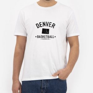 Denver-Rustic-Basketball-T-Shirt
