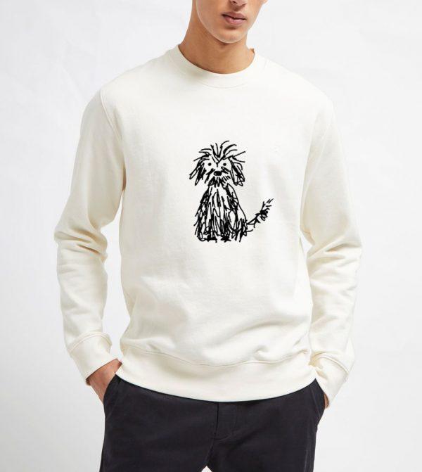 Dog-Days-Sweatshirt-Unisex-Adult-Size-S-3XL