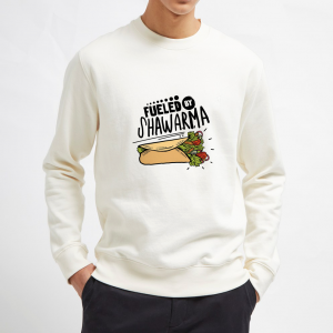 Fueled-By-Shawarma-Sweatshirt