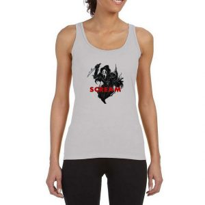 Ghostface-Scream-Mask-Tank-Top