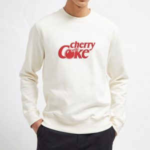 Red-Cherry-Coke-Sweatshirt-Unisex-Adult-Size-S-3XL