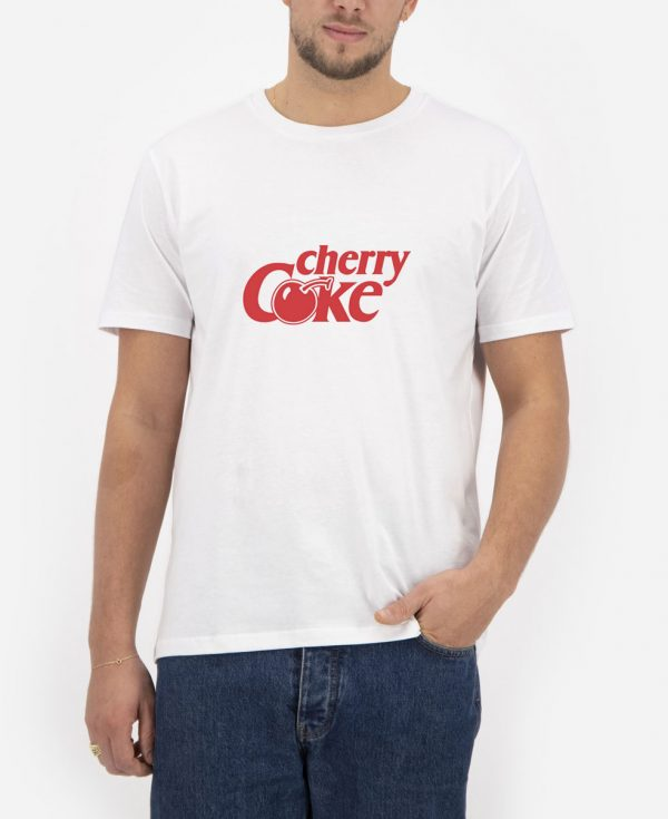 Red-Cherry-Coke-T-Shirt-For-Women-And-Men-S-3XL