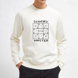 Sudoku-Master-Sweatshirt-Unisex-Adult-Size-S-3XL