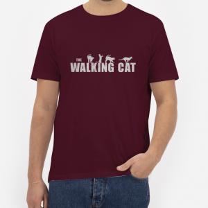The-Walking-Cat-T-Shirt