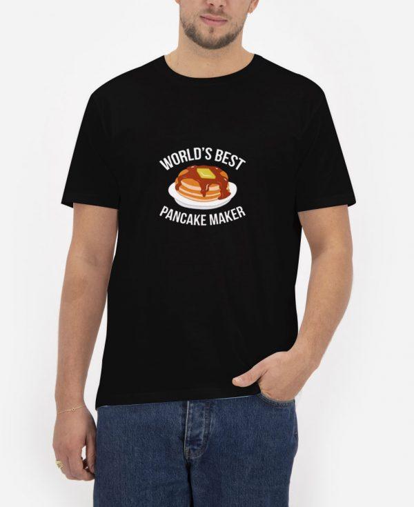 World's-Best-Pancake-Maker-T-Shirt-For-Women-And-Men-S-3XL