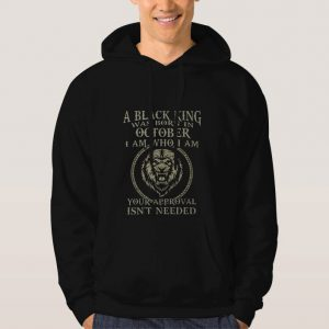 Black-King-Was-Born-in-October-Hoodie