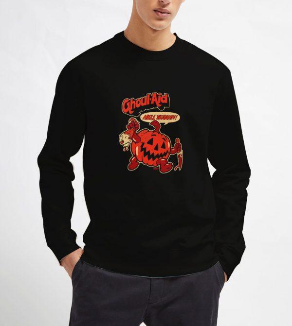Ghoul-Aid-Pumpkin-Black-Sweatshirt