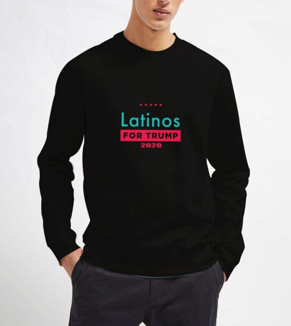 Latinos-For-Trump-Sweatshirt