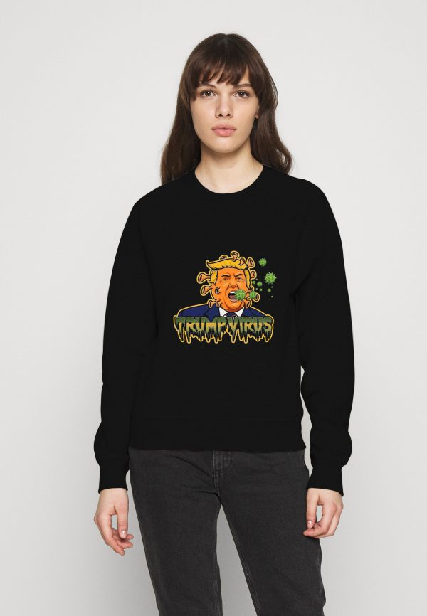Trump-Virus-Sweatshirt